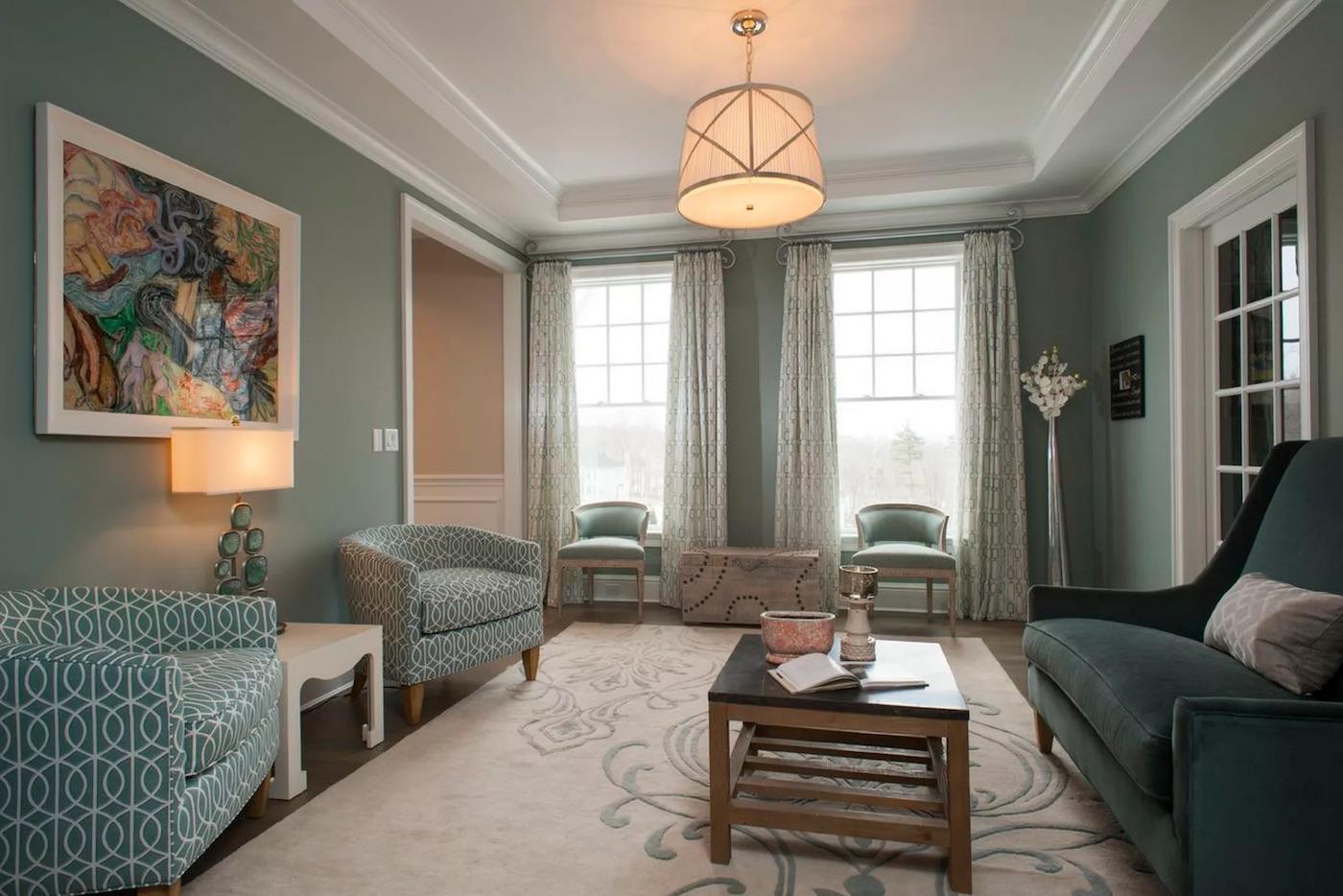 Farmington Home Family Room